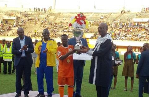 Coupe du Faso: Salitas, à la surprise générale