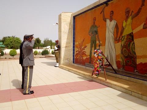 Journée internationale des casques bleus de l'ONU: Le Burkina Faso rend un vibrant hommage à «ses fils» tombés au nom de la paix