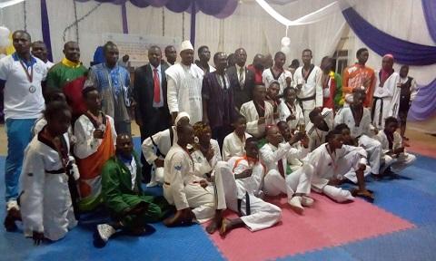Tournoi international de Taekwondo: Le Burkina remporte quatre médailles d'or et six médailles d'argent