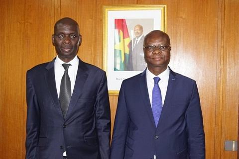 Diaspora: Le ministre Paul Robert Tiendrebeogo à la rencontre des Burkinabè de Côte d'Ivoire