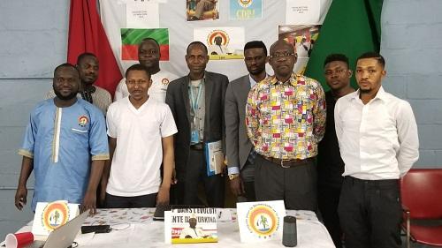 Burkinabè de l'étranger: La section CDP des Etats-Unis à l'assaut du terrain