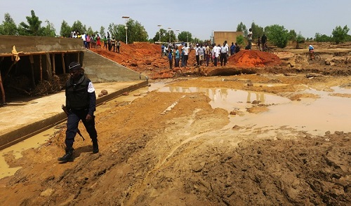 Bassinko: Emporté par les eaux, Rasmané Yaméogo devait soutenir sa thèse le 19 juin