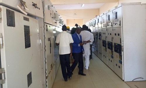 Énergie: La vice-présidente du Millenium Challenge Corporation a visité les infrastructures de la Sonabel