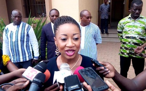 CAMEG: «Si je ne me sentais pas capable, je ne serais pas venue», Dr Anne Maryse Khaboré, nouvelle directrice générale