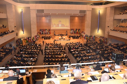 107e session de la Conférence internationale du travail : Le Burkina réaffirme sa foi au dialogue social et au tripartisme