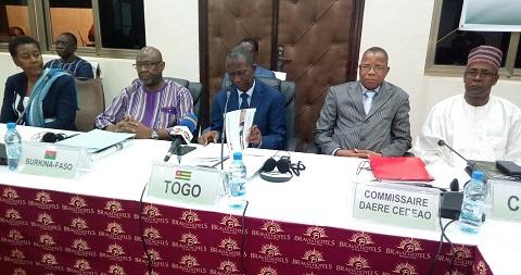 Réserve régionale de sécurité alimentaire de la CEDEAO: Lesministres fixent les modalités de fonctionnement