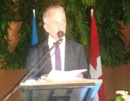 Diplomatie: Le Danemark et la Suède célèbrent conjointement leurs fêtes nationales