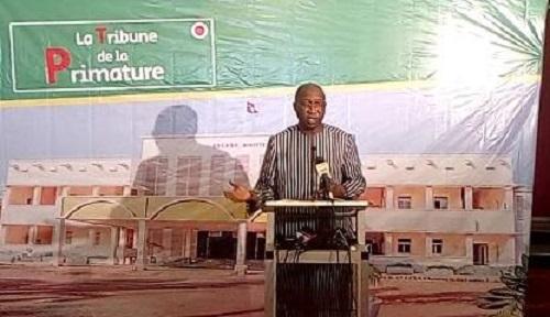 Mise à plat des salaires des agents publics: Même le président du Faso est concerné, selon le Premier ministre