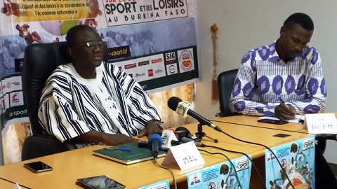 Sports: Le Ministre Azoupiou veut mieux organiser le secteur