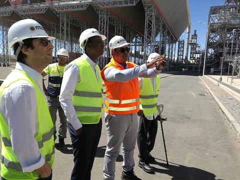 Visite officielle du Ministre de l'énergie au Maroc: Une convention signée pour le développement des énergies renouvelables