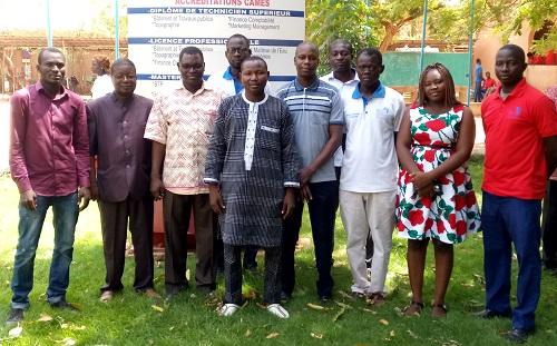 Reconnaissance des diplômes par le CAMES: l'École supérieure polytechnique de la jeunesse a installé son comité de pilotage pour l'autoévaluation