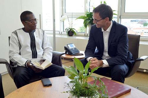 Coopération bilatérale Burkina Faso- Autriche: De bonnes perspectives avec la région du Vorarlberg