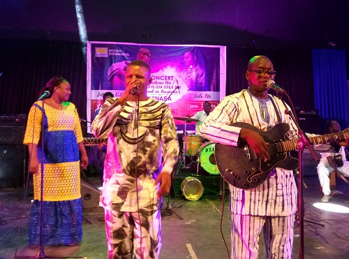 Musique: Solo Dja Kabaco et Dicko Fils sortent un album commun