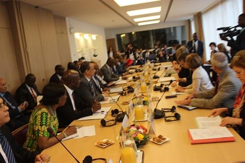 Réunion ministérielle annuelle UE-G5Sahel: L'UE et le G5 Sahel préoccupés par les zones fragiles du Sahel