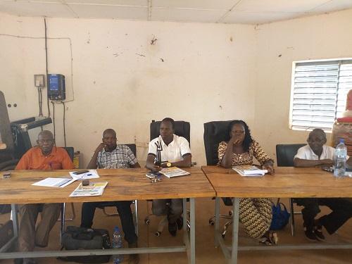 Exploitation minière au Burkina: L'Initiative pour la transparence des industries extractives du Burkina Faso (ITIE-BF) présente son rapport à Yaho