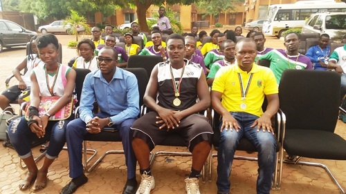 Université Ouaga 1: une bonne moisson sportive en 2018