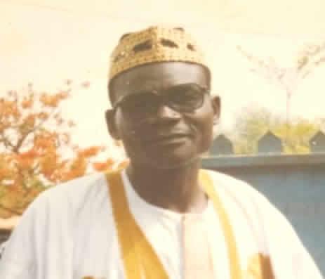 Décès  de El Hadj Arzouma Tasséré Ouédraogo: Faire part