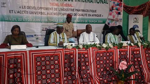 19e forum pharmaceutique international: L'accès aux médicaments de qualité en Afrique au cœur de la réflexion