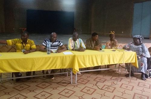Théâtre-forum: Le Burkina Faso, une référence dans la sous-région
