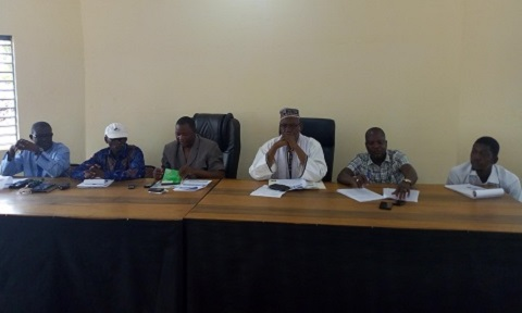 Production minière de 2016 : L'Initiative pour la transparence des industries extractives du Burkina Faso (ITIE-BF) présente son rapport à Safané