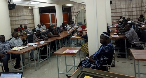 Médias: le groupe OTC Média rencontre ses correspondants provinciaux