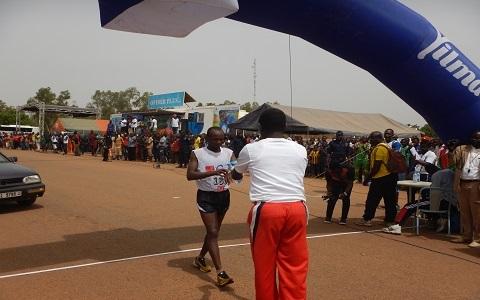 Sport pour tous: À Ouagadougou, l'on a couru contre l'insuffisance rénale