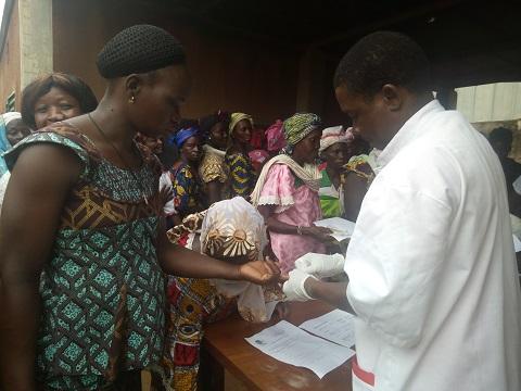 Fondation Lucie-Kaboré-Traoré: une campagne de dépistage gratuit au profit des veuves du Burkina