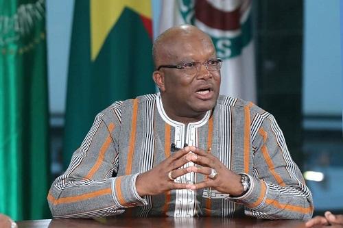 Bilan mi-mandat du président du Faso: «Je me battrai pour gagner mon programme et je me représenterai en 2020», Roch Marc Christian Kaboré