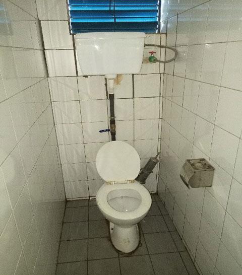 Toilettes publiques au Burkina: Une équation à résoudre pour les femmes