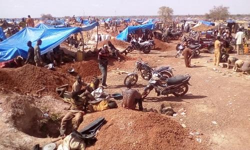 Région du Nord: Déjà cinq morts et plusieurs blessés sur le nouveau site d'or de Kouri