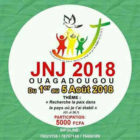 Journées nationales de la Jeunesse (JNJ) 2018