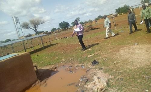 Accès à l'eau potable: Des parlementaires s'informent sur les systèmes tarifaires hors périmètre ONEA
