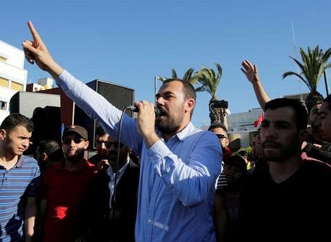 Maroc: Nasser Zefzafi et ses trois  «acolytes» condamnés à 20 ans de prison