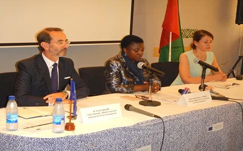 Suivi électoral au Burkina: L'Union européenne se satisfait de la prise en compte des recommandations de 2015