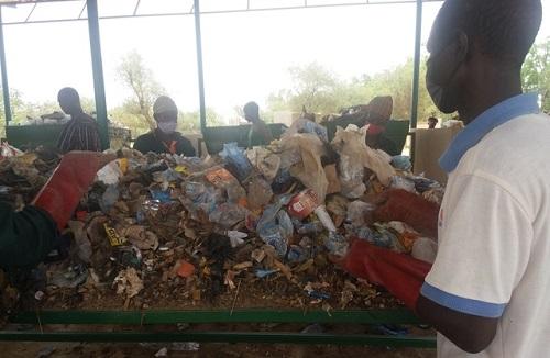 Gestion des déchets solides: La mairie de Kombissiri dialogue avec sa population