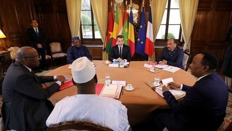 Sommet de l'Union africaine: Le président français, Emmanuel Macron, attendu cet après-midi à Nouakchott