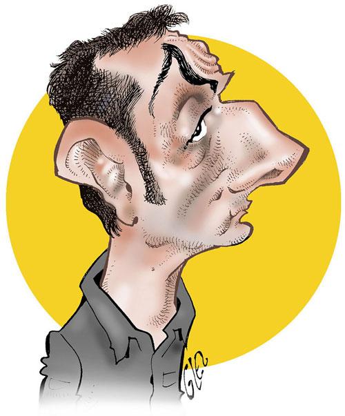 En librairie: «Divine comedy» de Damien Glez. Le caricaturiste nous en parle et lève un coin du voile sur le sort du Journal du jeudi