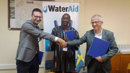 Hygiène et assainissement : Le Danemark finance WaterAid à plus de 3 milliards