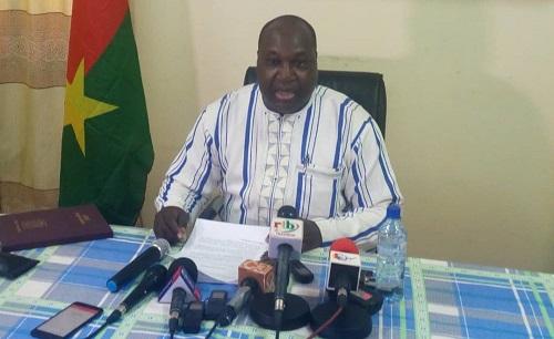 Situation nationale: «Ceux qui nous gouvernent aujourd'hui ont royalement trahi les aspirations qui les ont portés au pouvoir», regrette Zéphirin Diabré