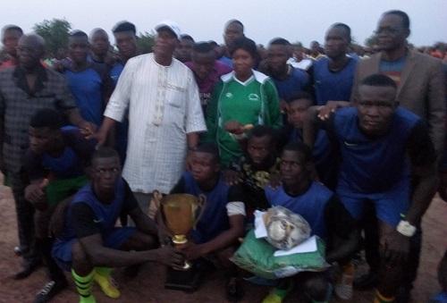 Finale de la coupe du maire de Yaba (Nayala): Le village de Kéra remporte le trophée