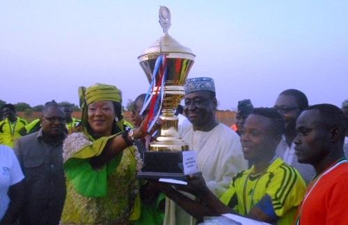 2e édition de la coupe Birgui-Julien-Ouédraogo: Gourcy-commune remporte le trophée
