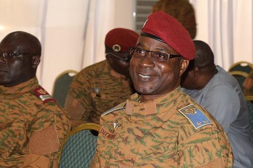 """J'ai voulu profiter zapper, fuir"", a confié l'adjudant Ouékouri Kossè"