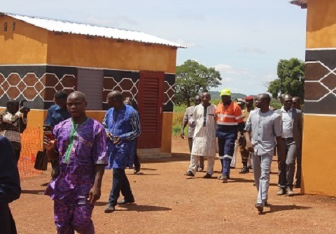 Commune rurale de Niankorodougou : Les travaux de la 14e mine du Burkina officiellement lancés