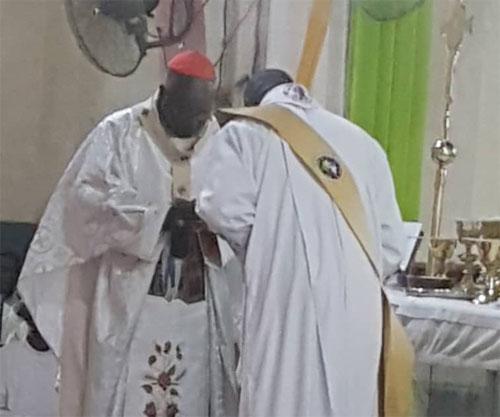 Religion: 12 nouveaux prêtres pour le diocèse de Ouagadougou