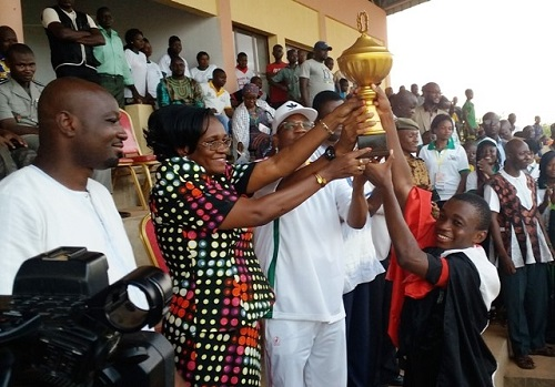 Coupe UNSE 2018: RAHIMO FC s'adjuge le trophée