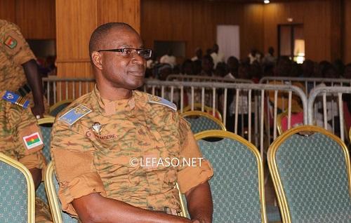 Procès du putsch manqué: «J'ai l'impression que tous ceux qui viennent ici se sont concertés pour tout déverser sur moi», adjudant-chef major Eloi Badiel