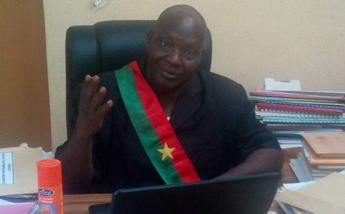 Augustin Tankoano, maire de Diapaga: «Plusieurs fois, des délibérations ont été rejetées par le conseil municipal malgré la majorité écrasante du MPP»
