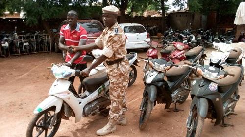 Bobo-Dioulasso: Des victimes retrouvent leurs engins volés