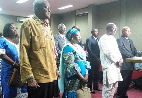 Bonne gouvernance au Burkina: les neuf membres du Conseil d'orientation de l'ASCE-LC ont prêté serment