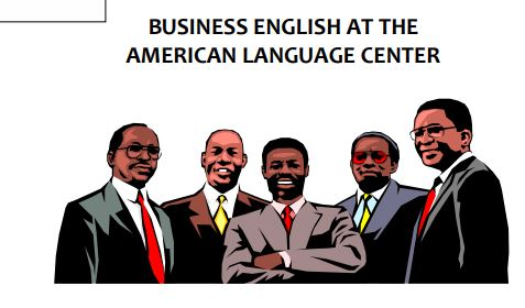 Business English at the American Language Center